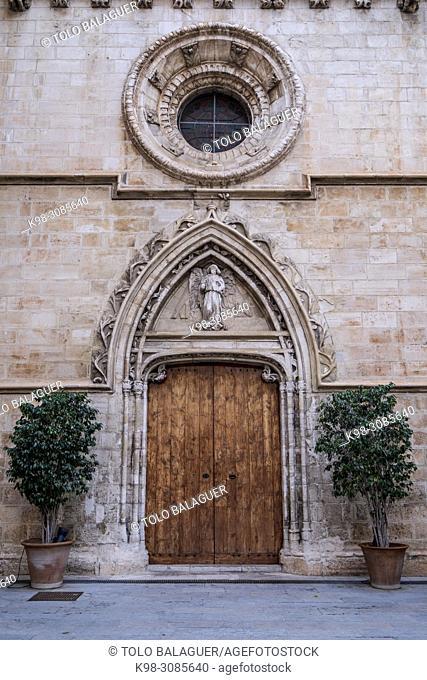 Lonja de Palma de Mallorca , Sa Llotja, S. XIV, Mallorca, balearic islands, Spain