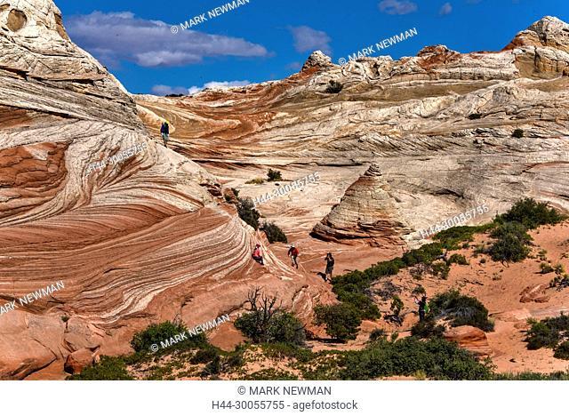 white pocket wilderness, vermillion cliffs national monument, arizona