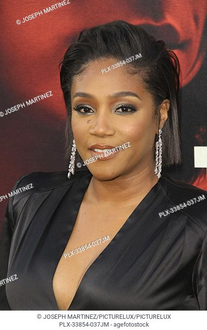 "Tiffany Haddish at Warner Bros. Pictures' """"The Kitchen"""" Premiere held at the TCL Chinese Theatre, Los Angeles, CA, August 5, 2019"