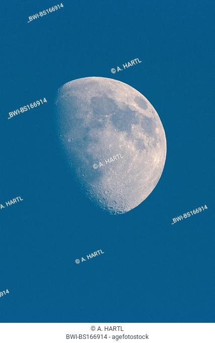 half moon, Germany, Bavaria