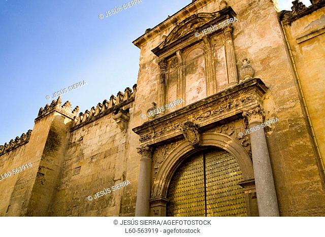 Doorway, Great Mosque. Córdoba. Spain