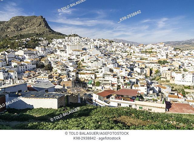 Alora, Malaga, Andalucia, Spain