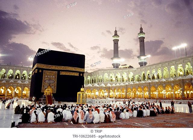 Makkah Saudi Arabia Hajj Pilgrims