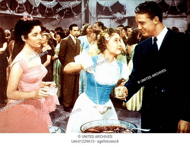 Wirbel Um Judy, Date With Judy, A, Wirbel Um Judy, Date With Judy, A, Elizabeth Taylor, Jane Powell, Robert Stack Judy Foster (Jane Powell