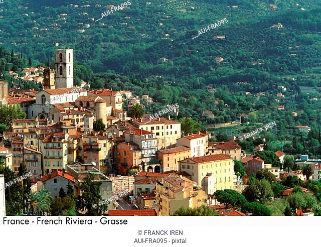 France - French Riviera - Grasse
