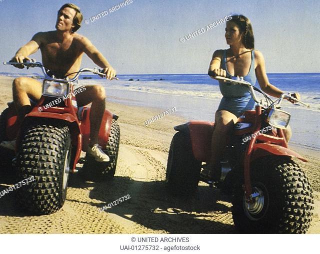The Beach Girls - Strandhasen, Beach Girls, The, The Beach Girls - Strandhasen, Beach Girls, The, Szenenbild