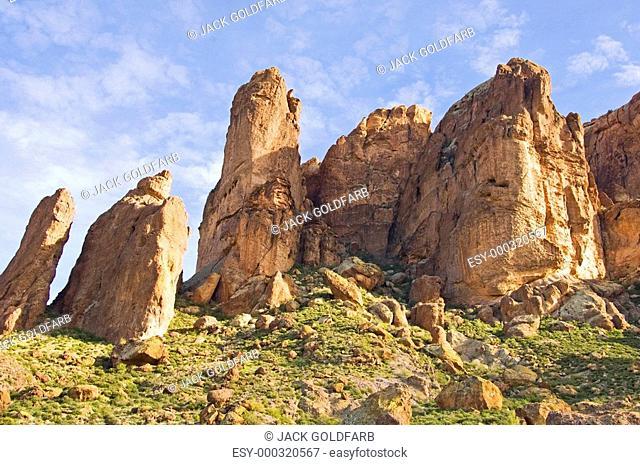 Lost Dutchman State Park, Arizona, USA