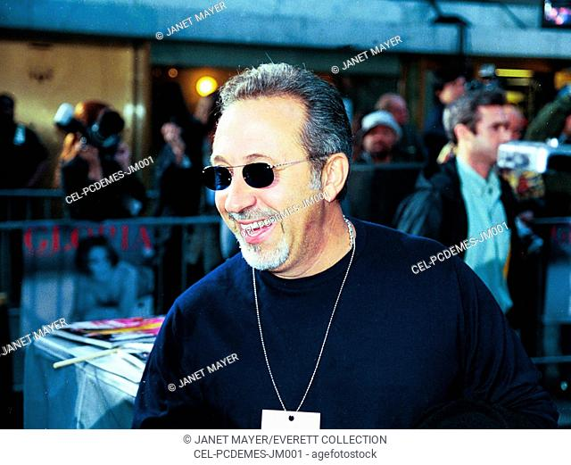 Emilio Estefan at Gloria Estefan's appearance on TODAY SHOW, NY 6/1/2001, by Janet Mayer