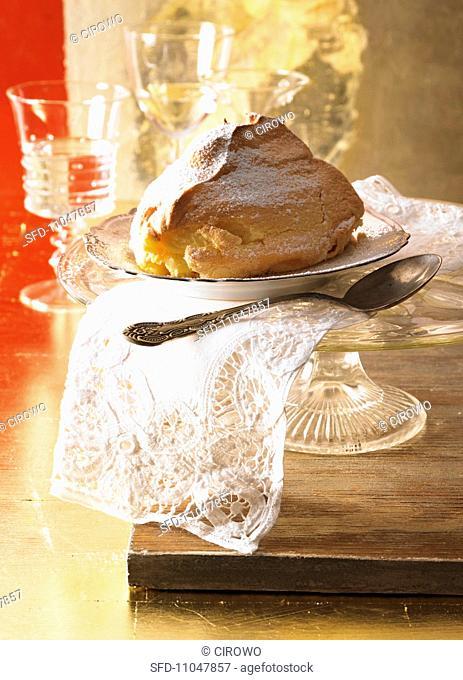 Salzburger Nockerl Austrian dessert