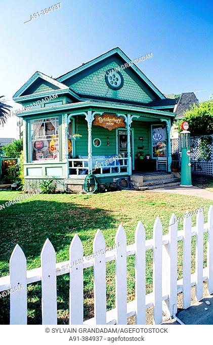 Santa Barbara. California. USA