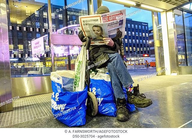 Homeless magazine Stock Photos and Images | age fotostock