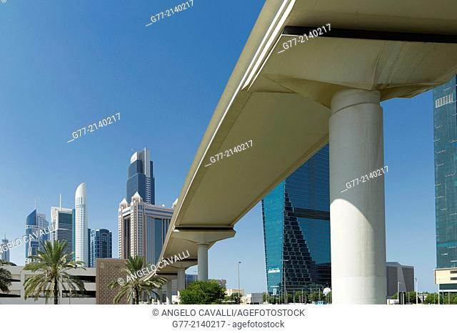 Downtown Dubai, Dubai, United Arab Emirates (UAE)