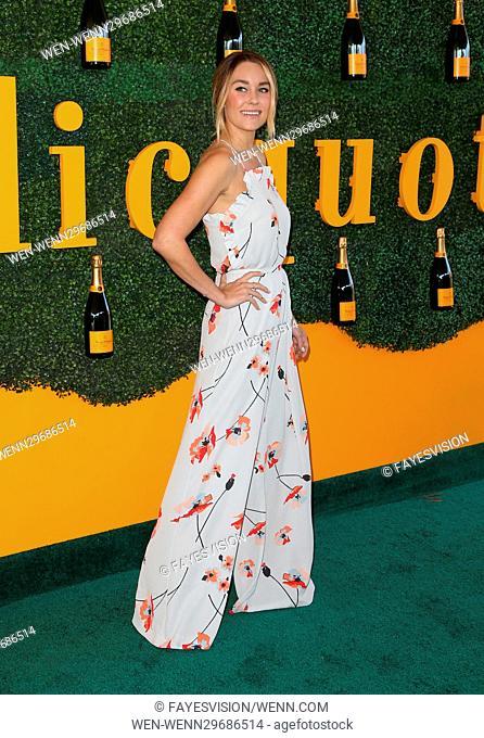 7th Annual Veuve Clicquot Polo Classic Featuring: Lauren Conrad Where: Pacific Palisades, California, United States When: 15 Oct 2016 Credit: FayesVision/WENN
