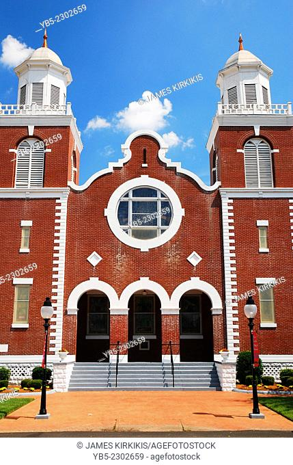 Selma Alabama Brown Chapel AME Church