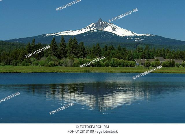 Mt. Washington, OR, Oregon, Deschutes National Forest, Cascade Range, Cascade Volcanic Belt