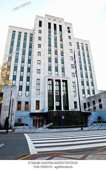 The Birmingham City Hall, Alabama, USA