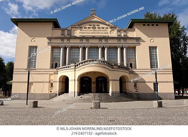 Norrköping Theatre, Östergötland, Sweden