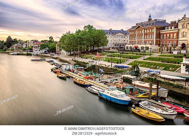 UK,England,Greater London-Richmond Riverside