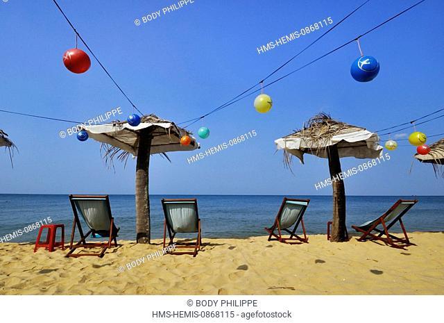Vietnam, Kien Giang Province, Phu Quoc, Long Beach