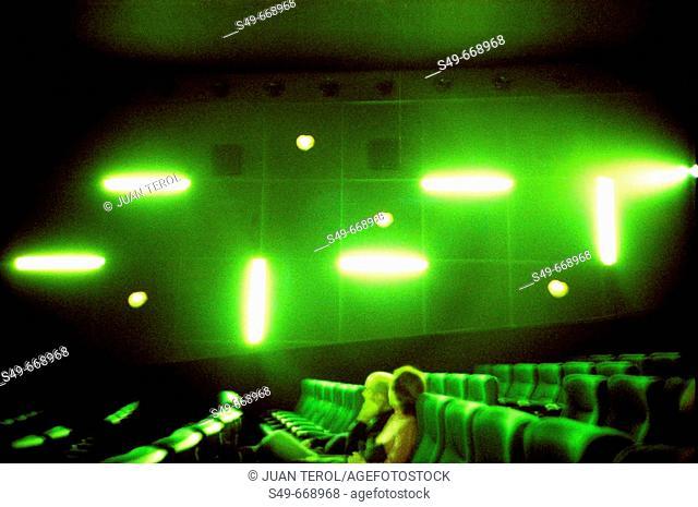 Cinema, Valencia, Comunidad Valenciana, Spain