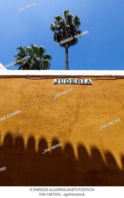 Judería, Seville. Andalusia, Spain