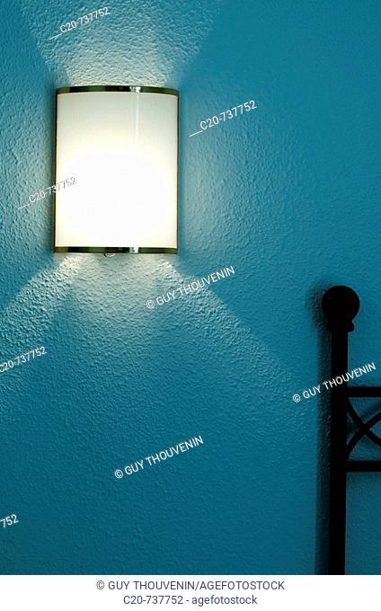 Light in a room