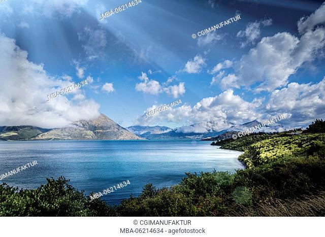 New Zealand, Commonwealth, South Island, Landscape
