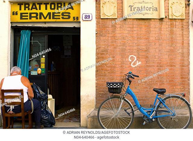 Trattoria Ermes. Modena. Italy
