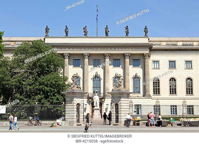 Humboldt University, Berlin, Germany