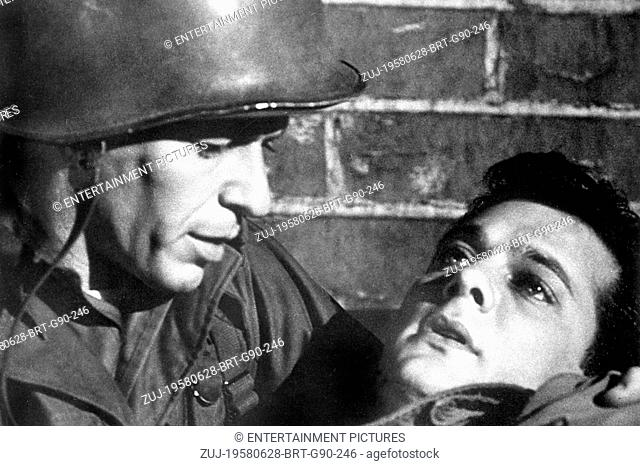 RELEASE DATE: June 28, 1958. MOVIE TITLE: Kings Go Forth. STUDIO: Frank Ross-Eton Productions. PLOT: Race, love, and war