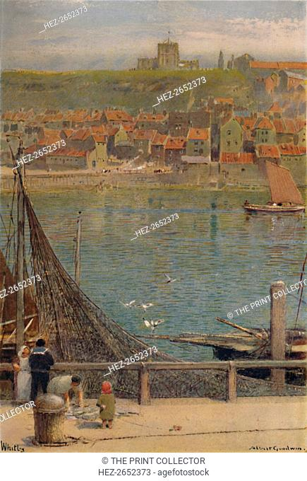 'Whitby', 19th-20th century, (1935). From A Catalogue of the Pictures and Drawings in the Collection of Frederick John Nettleford, Volume II