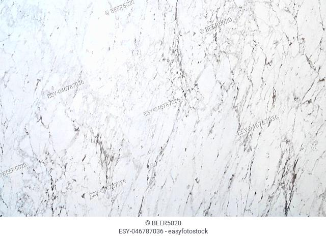 White and gray marble texture pattern background