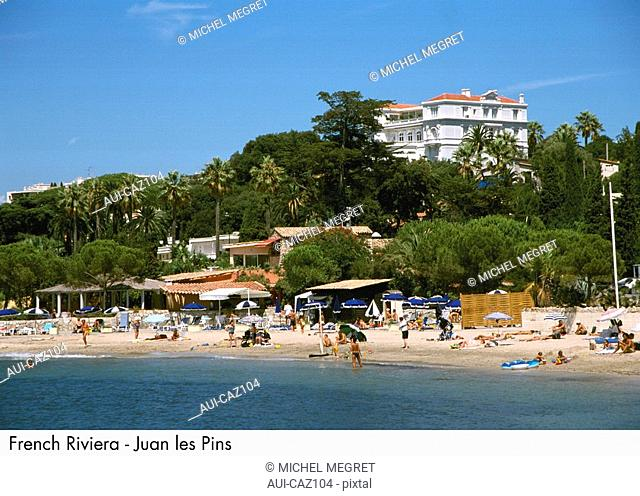 French Riviera - Juan les Pins