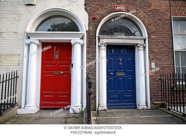Doors, Dublin, Leinster, Ireland