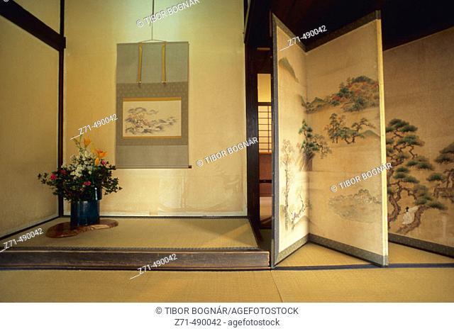 Koizumi Yakumo's house, Matsue. Japan