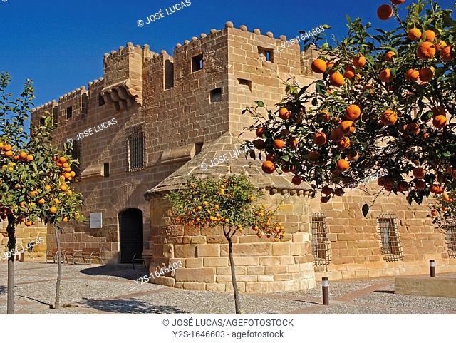 Castle of Marques de los Velez, Cuevas de Almanzora, Almeria-province, Spain
