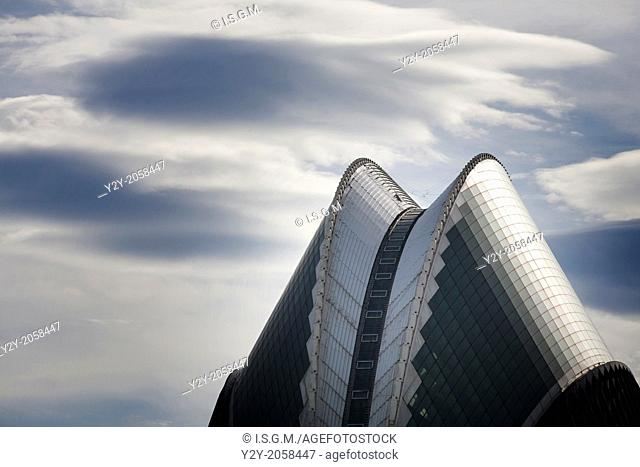 Agora, City of Arts and Sciences, Valencia, Spain