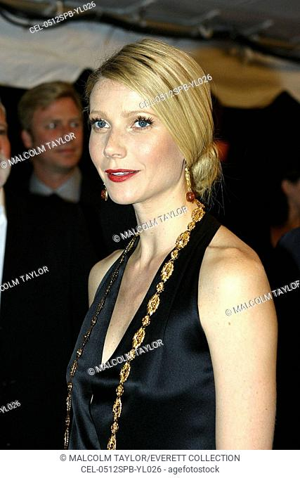 Gwyneth Paltrow at arrivals for PROOF Premiere at Toronto Film Festival, Roy Thompson Hall, Toronto, ON, September 12, 2005