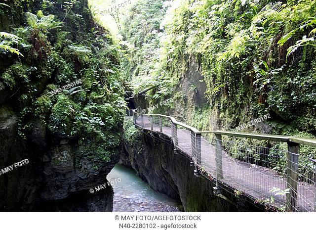 Gorges de Kakoetta