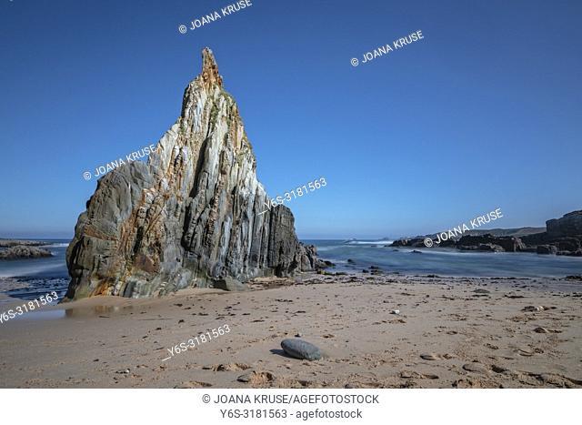 Playa Mexota, Tapia de Casariego, Asturias, Spain, Europe