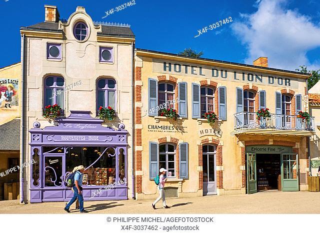 France, Vendée, Les Epesses, Parc du Puy du Fou