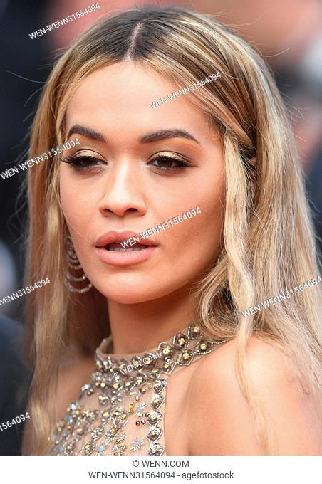 70th Annual Cannes Film Festival - 70th Anniversary Gala Featuring: Rita Ora Where: Cannes, United Kingdom When: 23 May 2017 Credit: WENN.com
