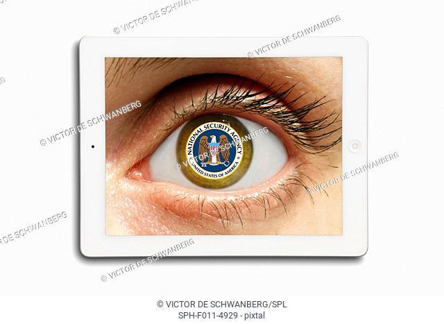 National security, conceptual artwork