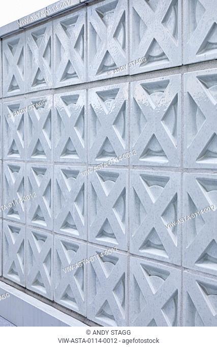 Detail of perimeter wall. 11 Hanover Square, London, United Kingdom. Architect: Campbell Architects Ltd, 2017
