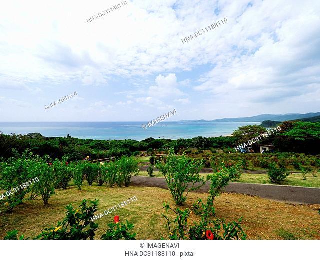 Tamatorizaki, Ishigaki Island, Okinawa Prefecture, Japan