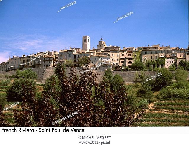 French Riviera - Saint Paul de Vence