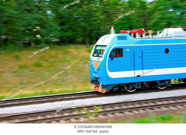 High-speed motion train