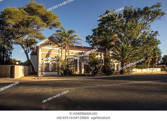 Art House With Sculptures In Omaruru