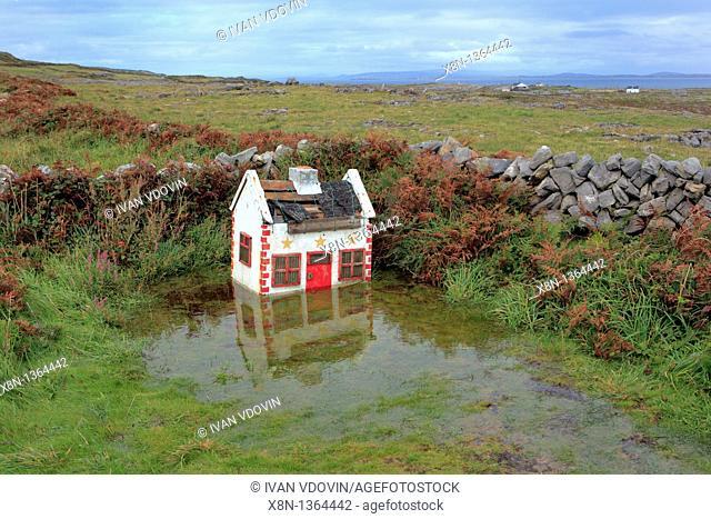 Aran islands, Galway county, Ireland