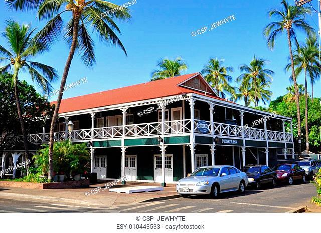 Pioneer Inn, Lahaina, Maui